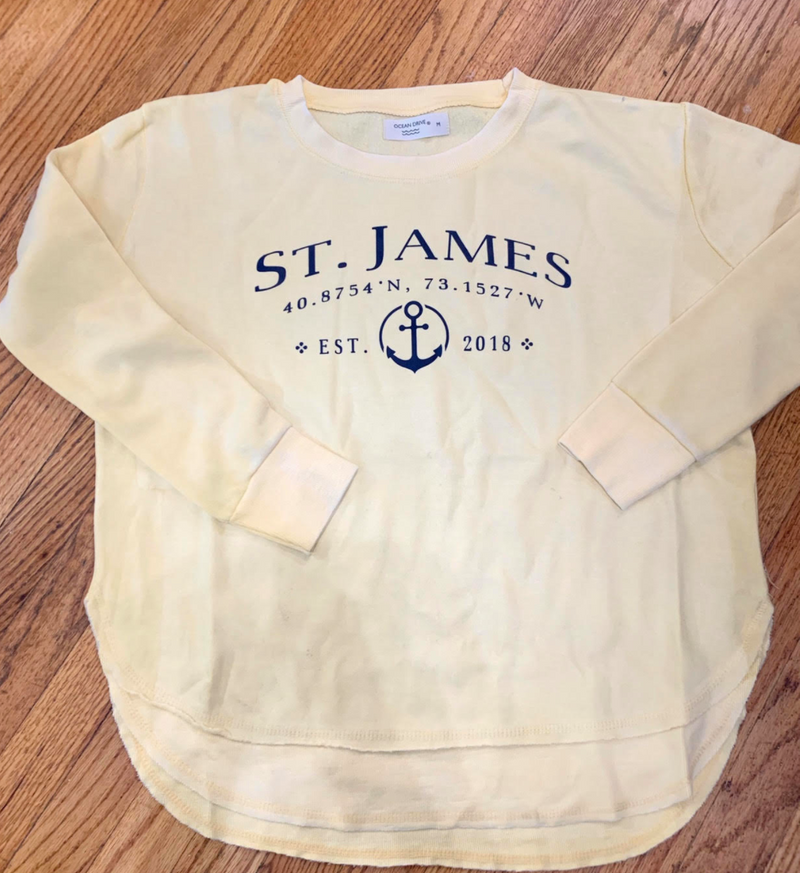 St. James Sweatshirt