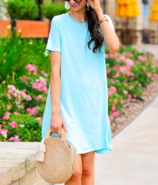 Maddy T-Shirt Dress