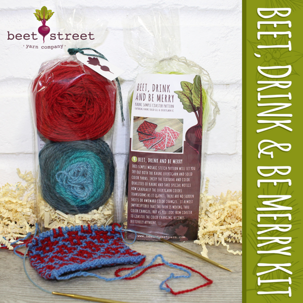 Beet, Drink & Be Merry Kit