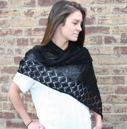 Lace Weight Silk Shawl Kit