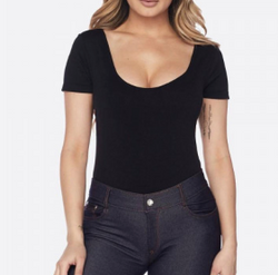 Must Have Bodysuit black - Chica Boutique NY