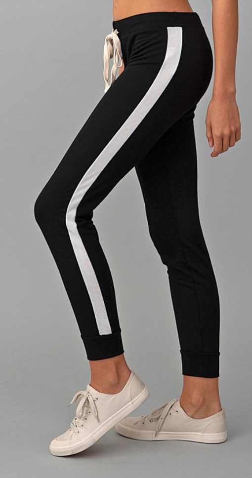 Just Running Around Joggers - Chica Boutique NY