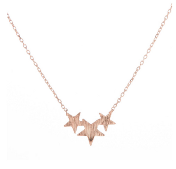 Tiny Stars Necklace