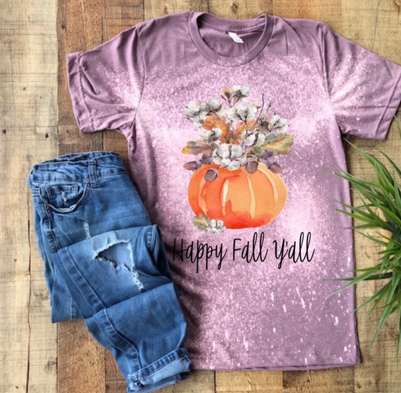 Happy Fall Graphic Tee