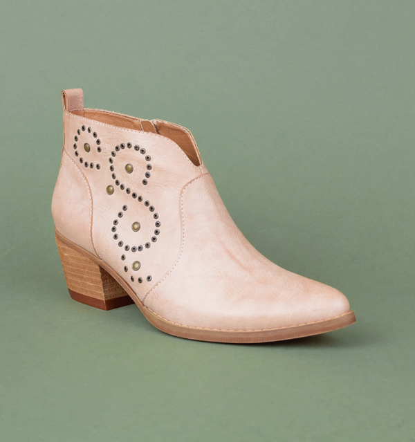 The Posh Bootie