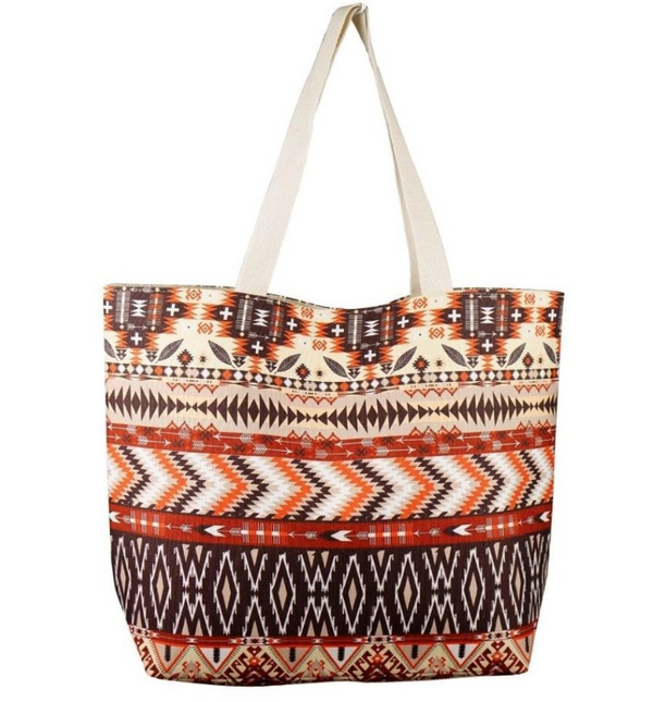 Aztec Beach Bag