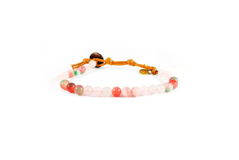 Love + Prosperity 6mm Bracelet - Chica Boutique NY