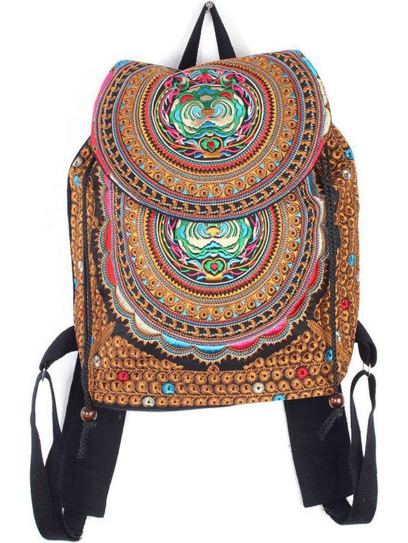 Handmade Tribal Backpack - Chica Boutique NY