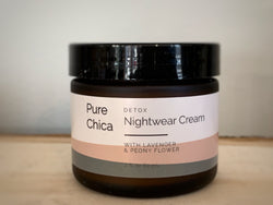 Pure Chica Detox Nightwear Cream