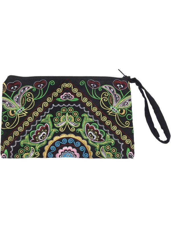 Handmade Thai Butterfly Wristlet - Chica Boutique NY