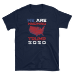We Are Wyoming Trump 2020 Shirt