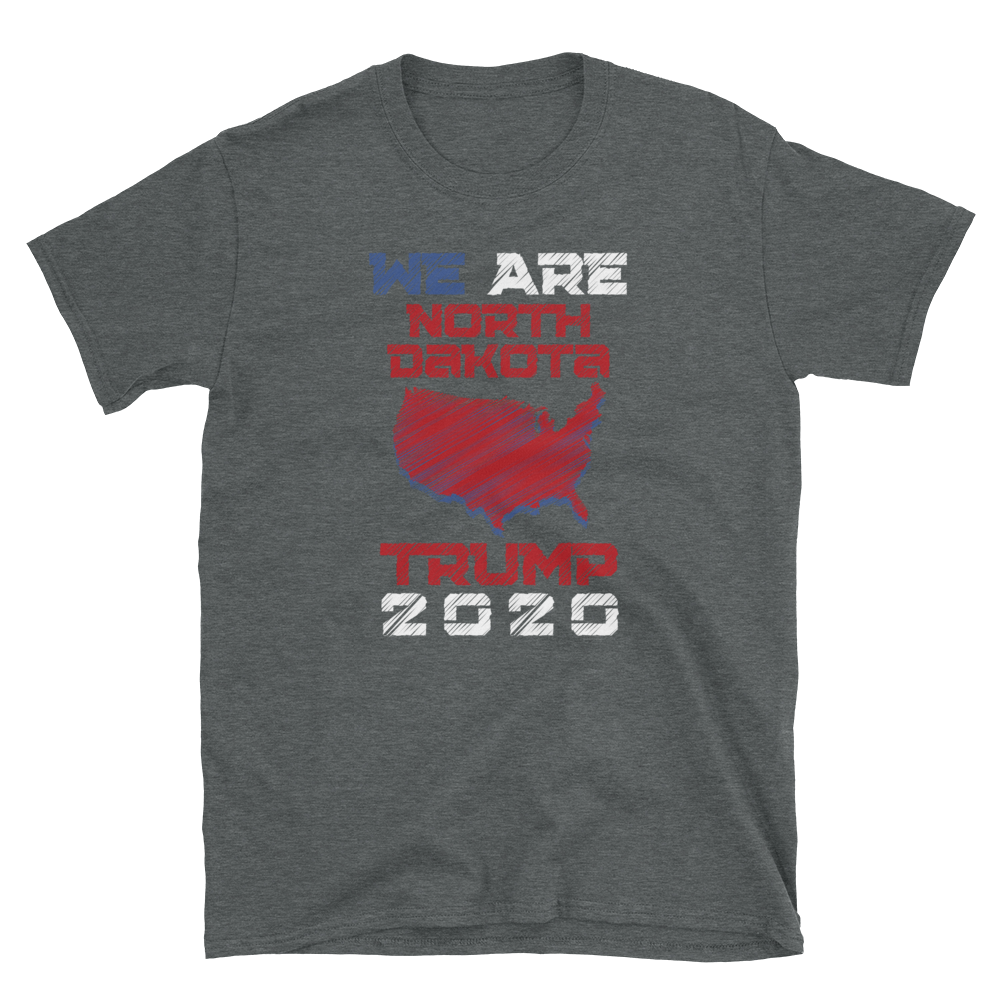 We Are North Dakota Trump 2020 Shirt