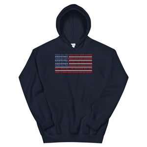 2nd Amendment Hoodie Bear Arms Patriotic Gift