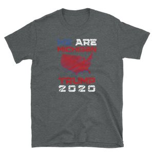 We Are Michigan Trump 2020 Shirt