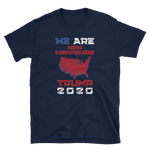 We Are New Hampshire Trump 2020 Shirt