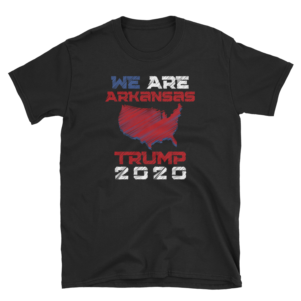 We Are Arkansas Trump 2020 Shirt