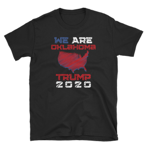 We Are Oklahoma Trump 2020 Shirt
