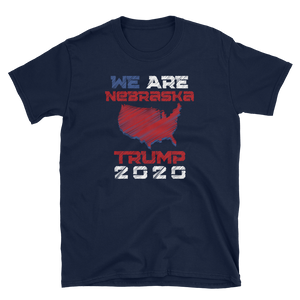 We Are Nebraska Trump 2020 Shirt