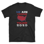 We Are Virginia Trump 2020 Shirt
