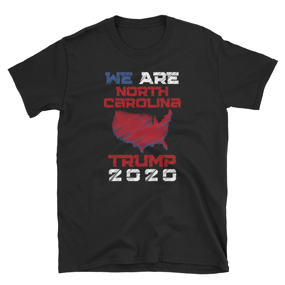 We Are North Carolina Trump 2020 Shirt