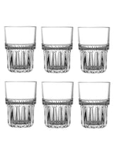 Load image into Gallery viewer, Uniglass Hills Cocktail & Juice Drinking Glass 340 ML,  Set of 6 pcs