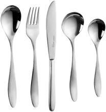 Load image into Gallery viewer, Sanjeev Kapoor Arc Stainless Steel Cutlery Set, 38-Pieces | Cutlery Set