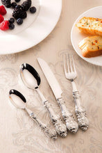 Load image into Gallery viewer, Sanjeev Kapoor Empire Stainless Steel Cutlery Set, 24-Pieces | Cutlery Set