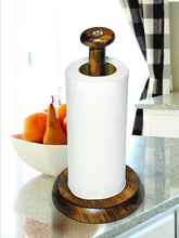 Load image into Gallery viewer, KITCHEN ROLL WALL Wooden