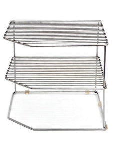 JVS Stainless Steel Plate Rack