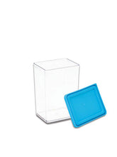 Load image into Gallery viewer, JVS Unbreakable Containers pack of 24 Blue