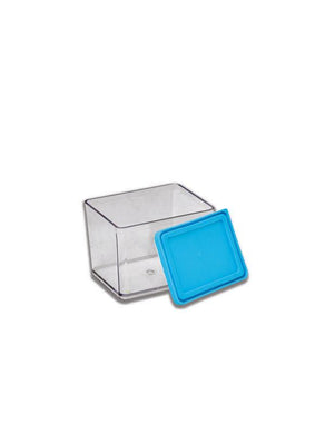 JVS Unbreakable Containers pack of 24 Blue
