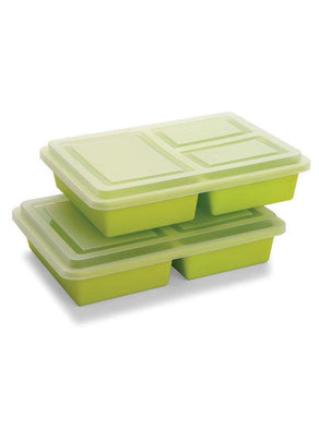 JVS Utility Box apple green set of 2