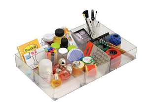 Brick Stackable Drawer Organisers Medium