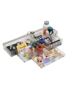 Bricks Stackable Drawer Organisers Combo