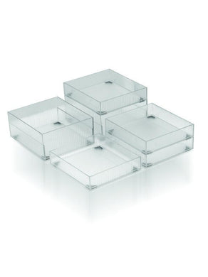 JVS Bricks Stackable Drawer Organisers