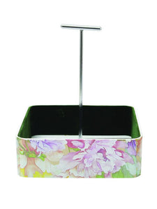 JVS Mini Organiser Square Lavender | Tableware