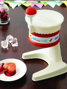 JVS Easy Ice Shaver Red