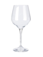 Load image into Gallery viewer, Bohemia Crystal Non Lead Crystal Rebecca Wine Glass 820 ML Set of 6 pcs, Transparent, Non Lead Crystal