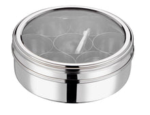 Load image into Gallery viewer, SmartServe Stainless Steel Masala Dabba