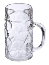 Load image into Gallery viewer, Oberglas Isar Beer Mug 1000 ML Set of 1 pcs