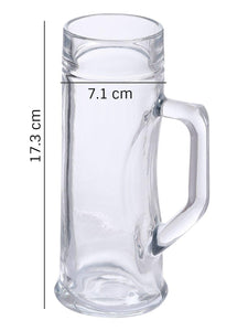 Oberglas Premium Plain Beer Mug 330 ML Set of 2 pcs