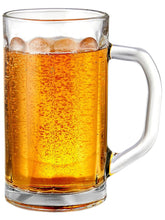 Load image into Gallery viewer, Uniglass Nicol Beer Mug 500 ML, Set of 2 pcs.