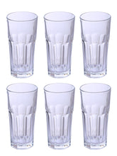 Load image into Gallery viewer, Uniglass Marocco Highball glass 280 ML, Set of 6 pcs