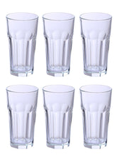 Load image into Gallery viewer, Uniglass Marocco Highball glass 325 ML, Set of 6 pcs