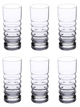 Load image into Gallery viewer, Uniglass Twist Highball Glass 365 ML, Set of 6 pcs