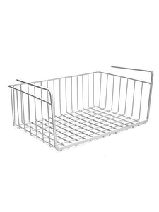 "Undershelf Basket Large - 16"" set of 2"