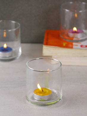 Candle Holder Glass