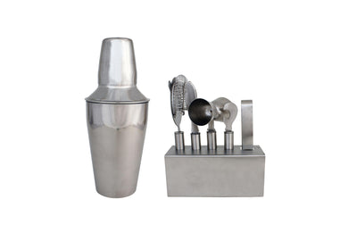 Bar Set with Cocktail shaker