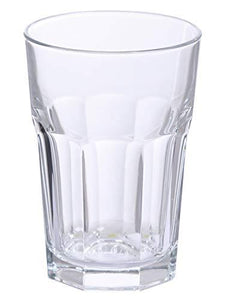 Uniglass Marocco Highball glass 350 ML, Set of 6 pcs