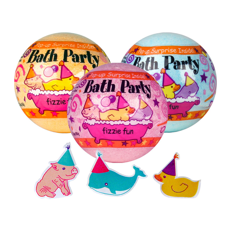 Good Clean Fun Bath Party 3pc